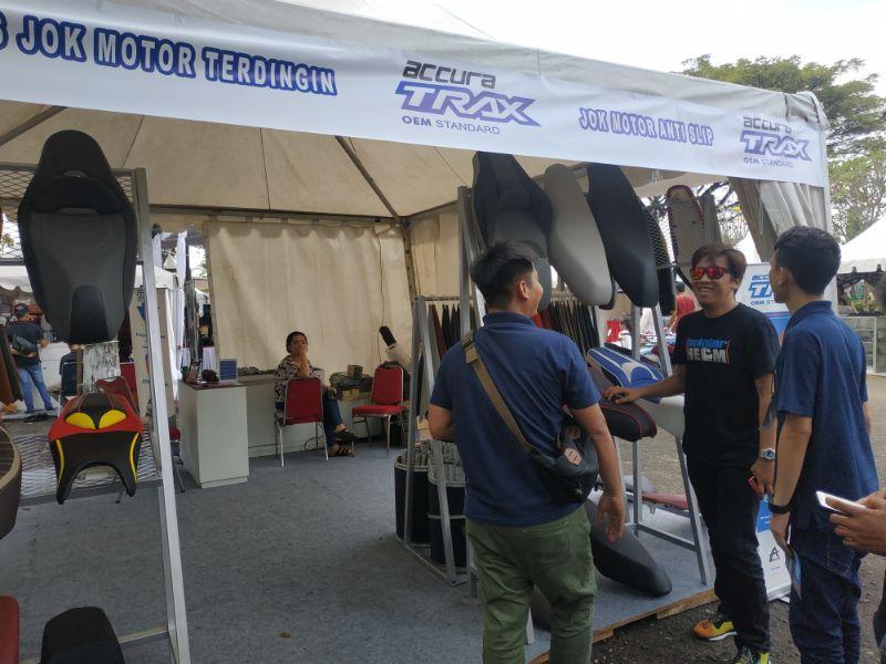ACCURA Trax Hadir di Pasar Jongkok Otomotif 2019 Dengan Fitur Dingin
