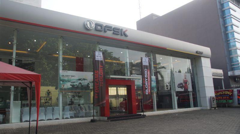 DFSK Glory 560 Hadir dan Sapa Konsumen di Medan