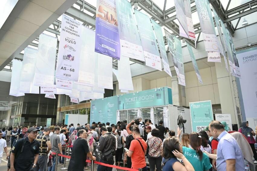 Kalangan Milenial Dominasi Hari Ketiga Pameran Waralaba IFRA 2019