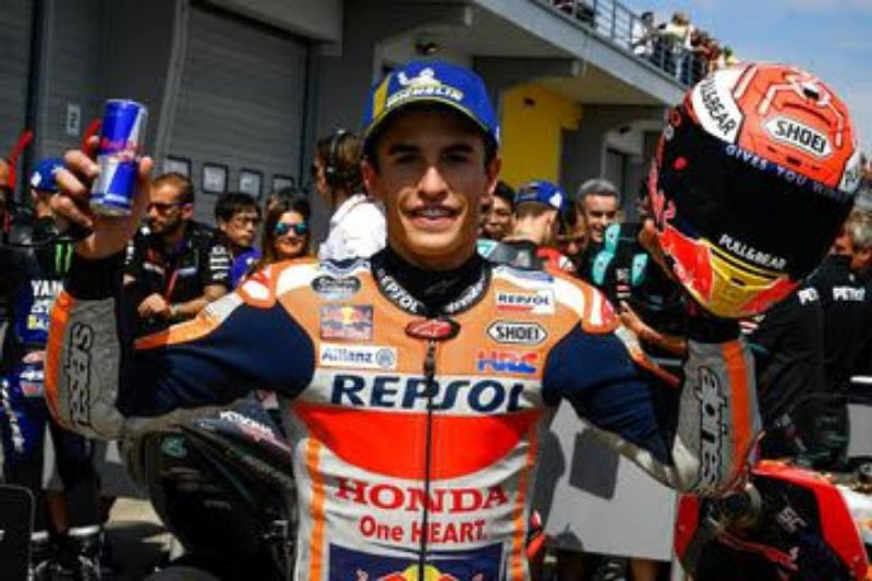 MotoGP Jerman : Fakta Marquez dan Angka 10!