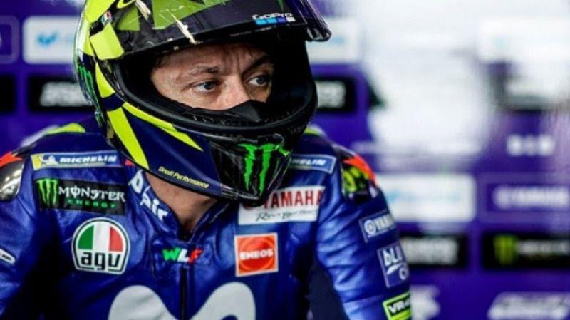 Disarankan Pensiun, Rossi Abaikan Demi  Mengejar Kemenangan
