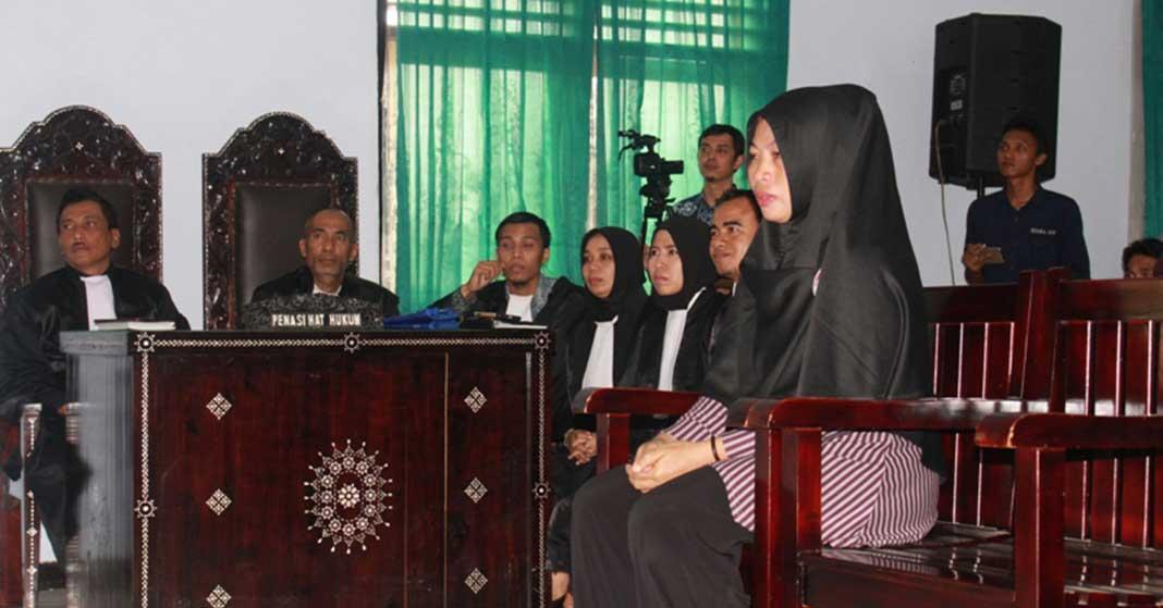 Ini 3 Hakim Agung yang Menolak PK Baiq Nuril!