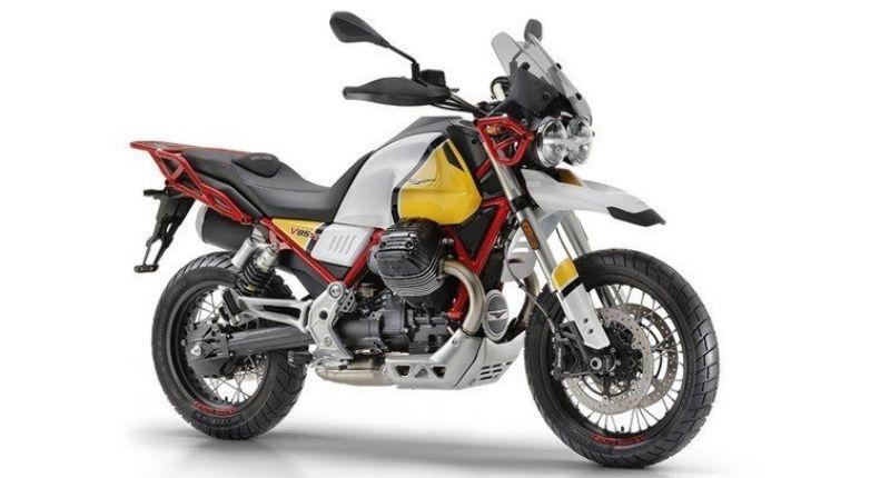 Sapa Penggemar, Moto Guzzi V85TT Hadir Perdana di Mal Kokas