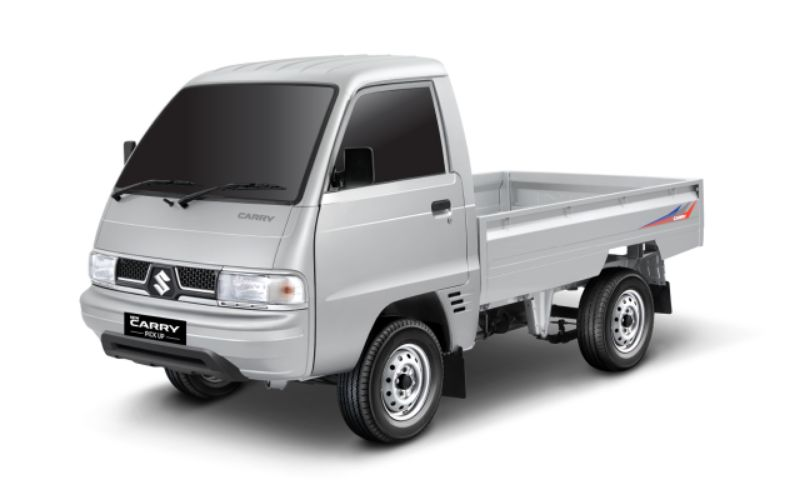 Ini Faktanya, Suzuki Carry Tetap Jadi Primadona Kendaraan Pick-up di Indonesia!