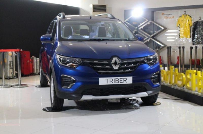 Renault Triber Secara Resmi Mengaspal di Indonesia