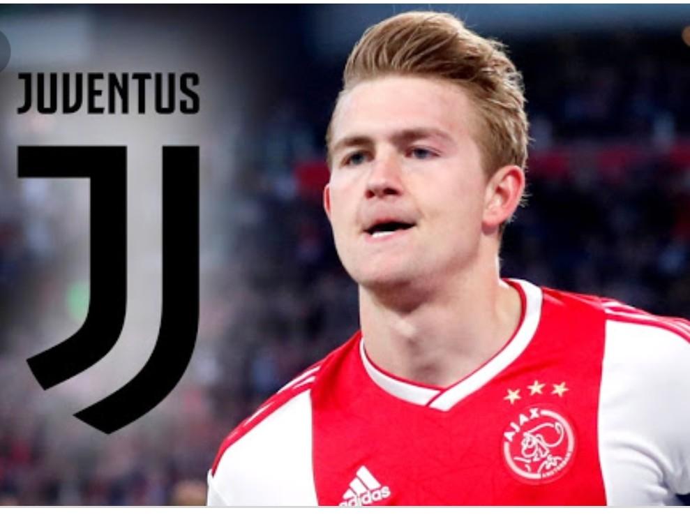 Gabung Juventus, Matthijs de Ligt Serobot Nomor Punggung Benatia