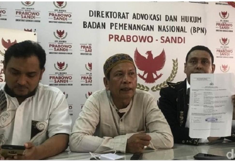Kecewa dengan Prabowo, PA 212 : Kami hanya tunduk pada imam besar Rizieq Shihab
