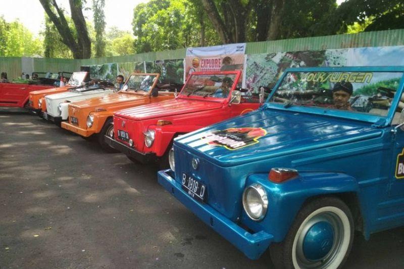 Wisata ke Borobudur Gak Seru Kalau Belum Naik VW Safari Antik!