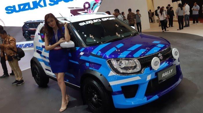 Ramaikan GIIAS, Suzuki Hadir Buka Layanan Ini!