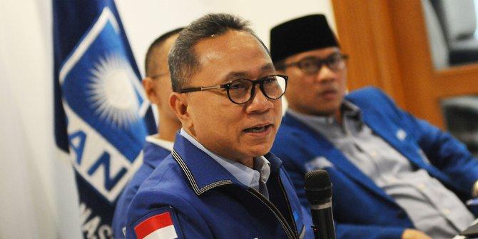 Tidak Akan Minta Jatah Menteri, PAN : Itu sepenuhnya hak presiden