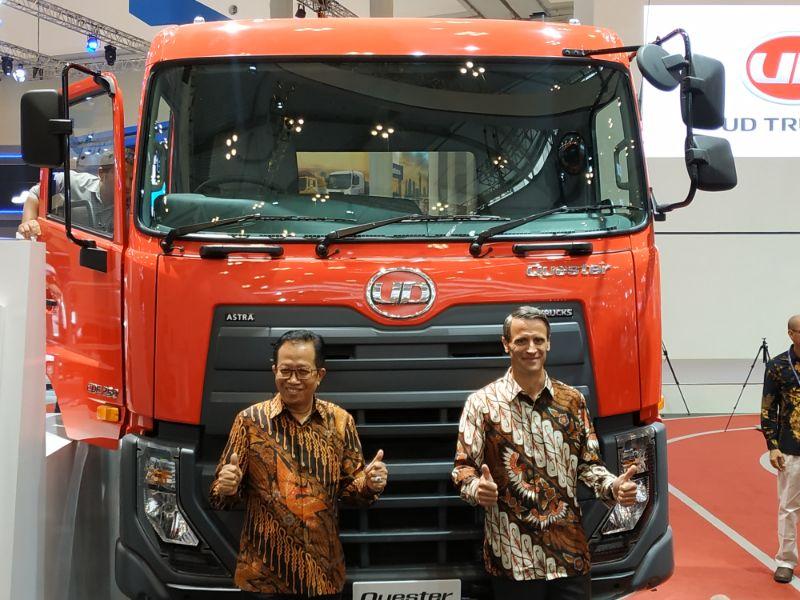 UD Trucks Indonesia Luncurkan Kuzer Berdimensi Lebih Besar