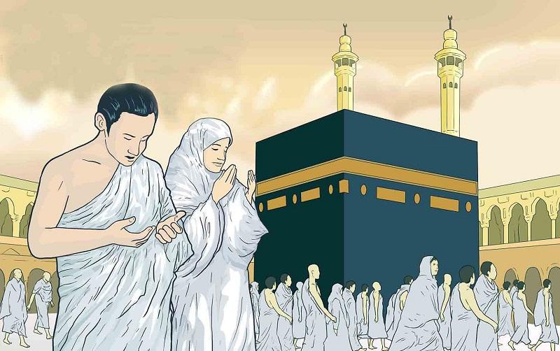 Berikut 3 Aktifitas Utama Jemaah Haji Saat Berada di Tanah Suci
