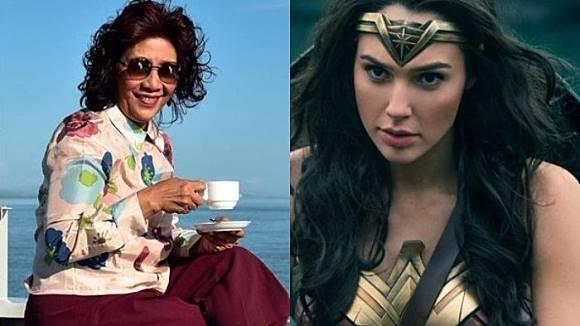 YouGov World's Most Admired 2019 Bukti Susi Pudjiastuti Lebih Wonder Woman Dibanding Gal Gadot