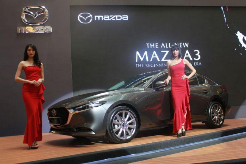 Dua Varian All New Mazda3 Resmi Diluncurkan, Lihat Spesifikasinya!