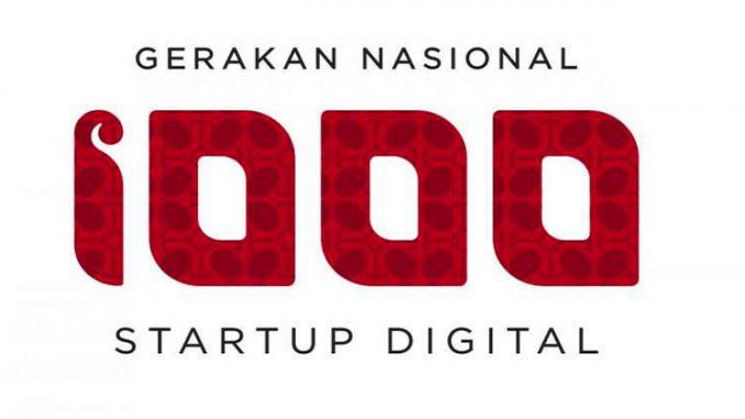 Pendaftaran Gerakan 1.000 Startup Kominfo Dibuka Hingga Akhir tahun