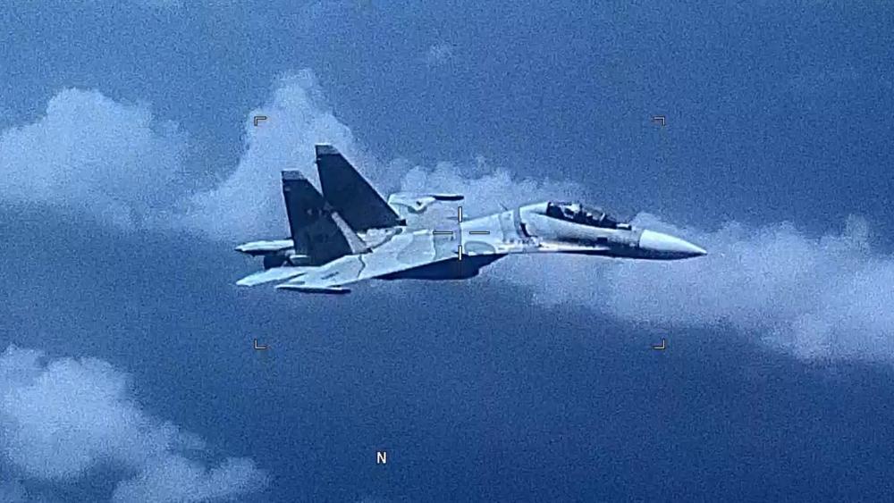 Jet Tempur Su-30 Venezuela AgresifBayangi Pesawat Mata-mata AS