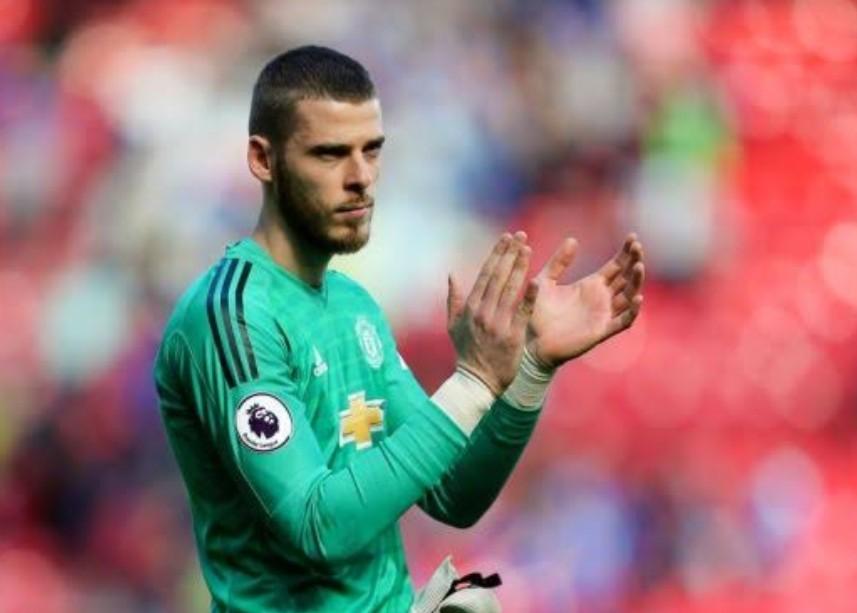 Sah! David de Gea Perpanjang Kontrak dengan Manchester United