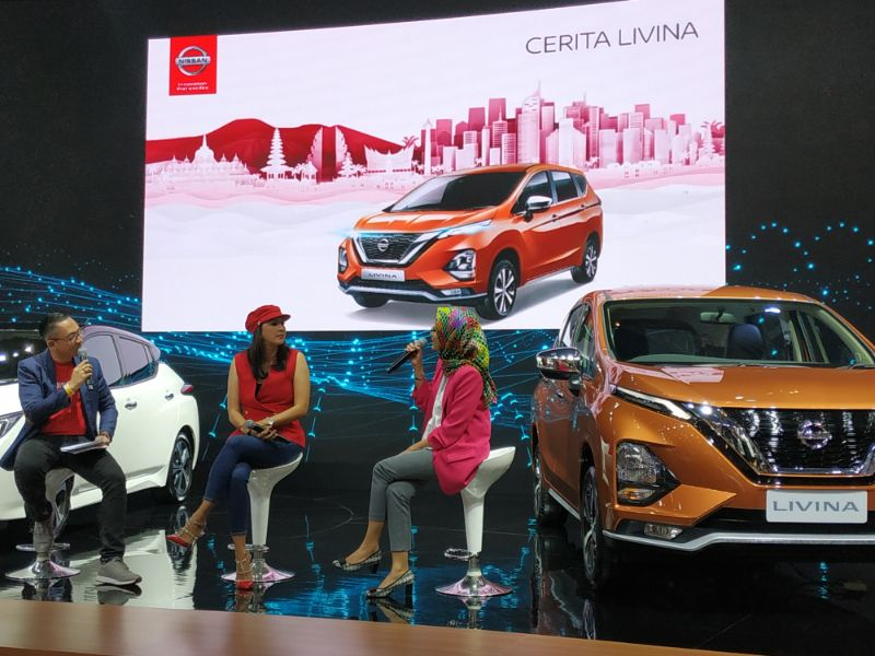 Petualangan All New Nissan Livina di Aceh Hingga Berbagi Cerita ala Donna Agnesia di GIIAS
