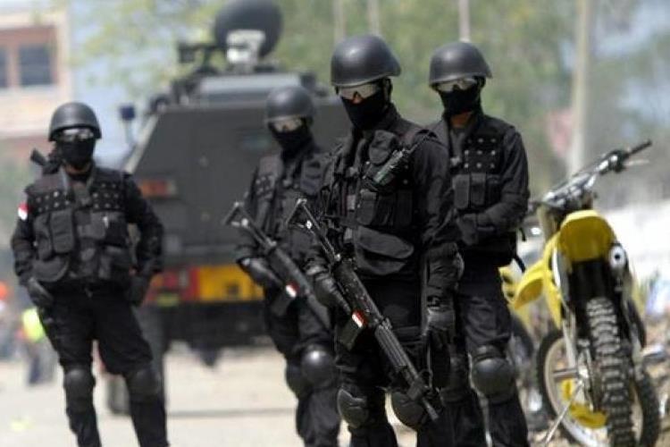 Terduga Teroris yang Dibekuk di Padang Tergabung Jaringan JAD