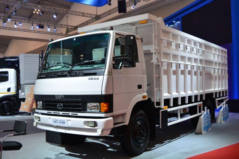 InilahTiga Truk Produktif TATA Motors yang Siap Bersaing di segmen Medium Truck dan Light Truck