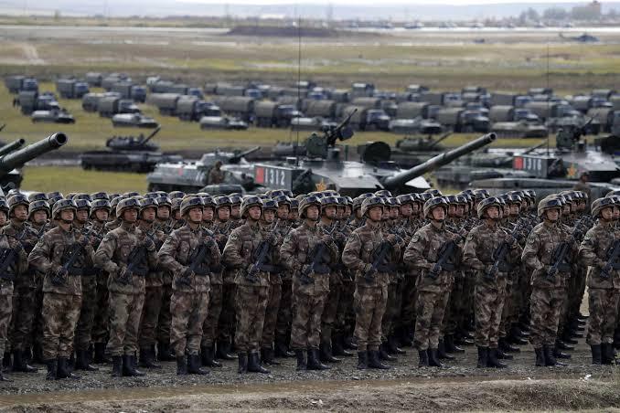 Cina Siap Perang Jika Taiwan Merdeka