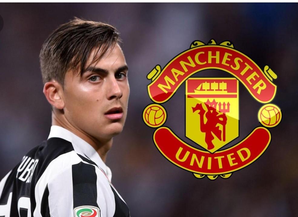 Dijual Juventus, Dybala Selangkah Lagi Gabung ke MU