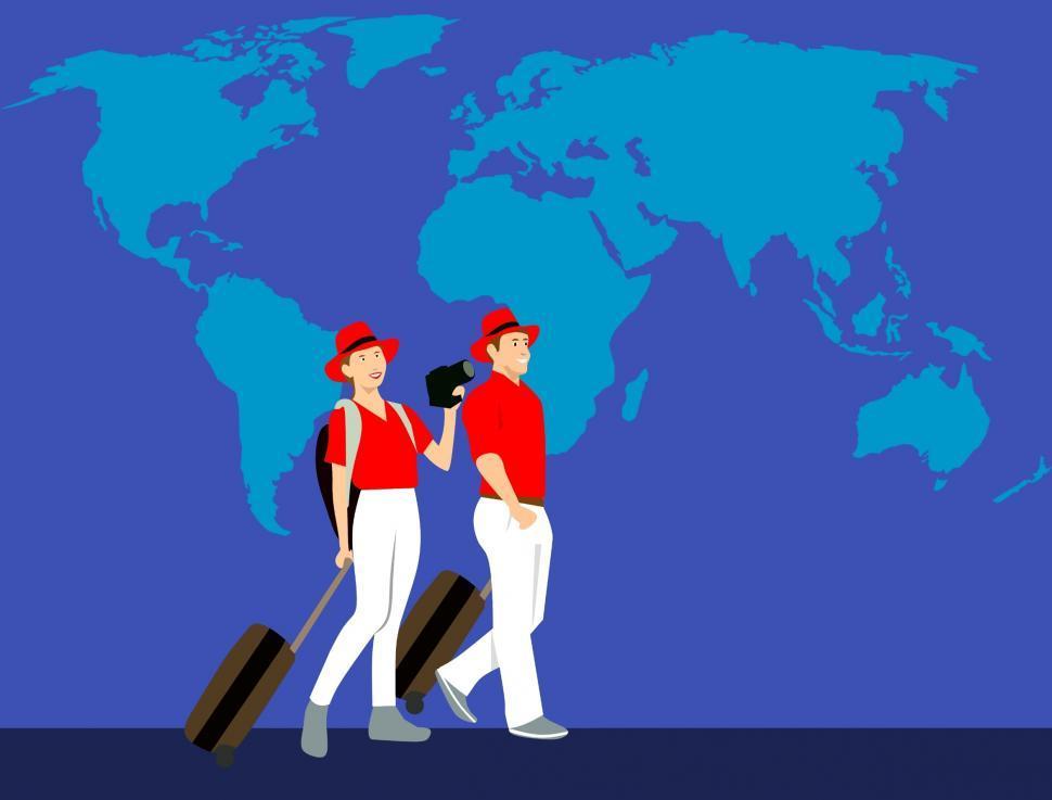 Tak Hanya Melepas Stres, Traveling Ternyata Bisa Membuat Karir Lebih Sukses Loh!