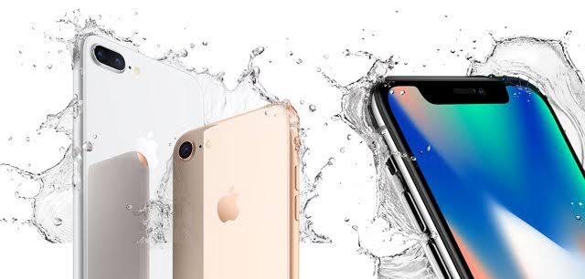 Apple Kembangkan iPhone Tahan Air Terbaru