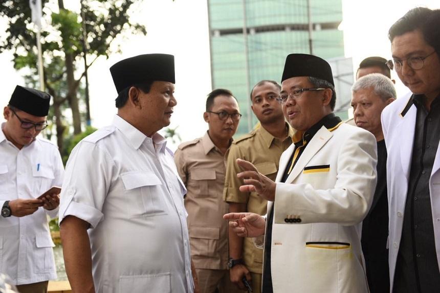 Prabowo Buka Opsi Gabung Koalisi Jokowi, PKS: Insyallah kita di luar pemerintahan