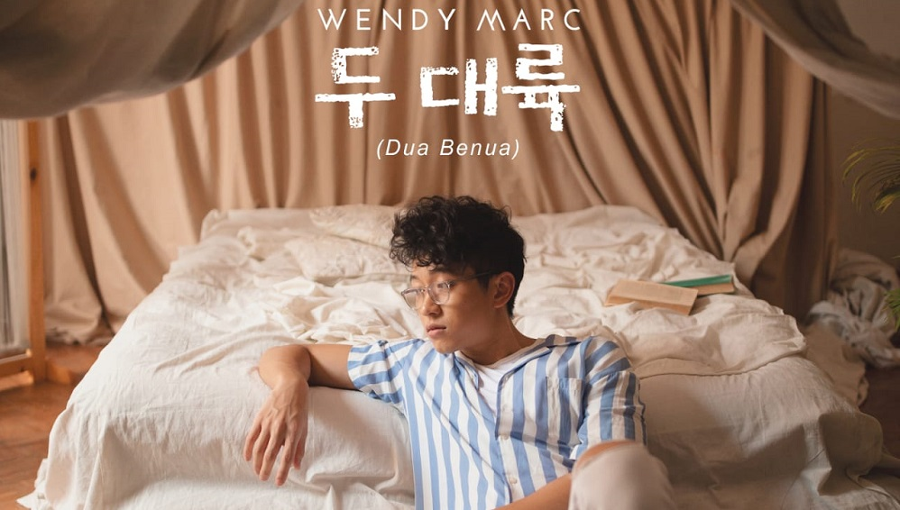 Sapa Pecinta K-Pop Wendy Marc Kembali Bawakan Single 'Dua Benua' Versi Korea