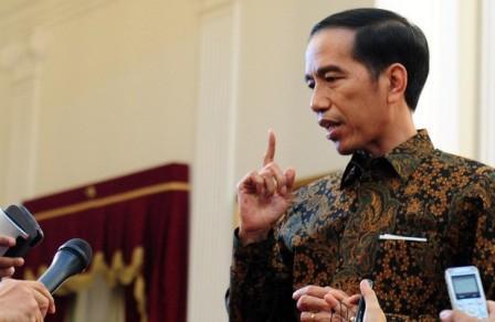 Tegur PLN, Jokowi : Perbaiki secepatnya jangan sampai terjadi lagi