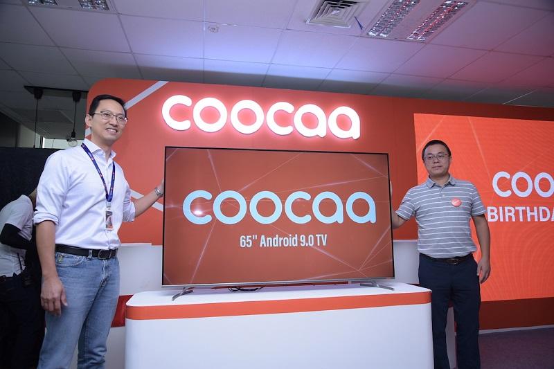 Rayakan 1 Tahun Hadir Lazada, COOCAA Hadirkan Line up Produk Elektronik  Eksklusif