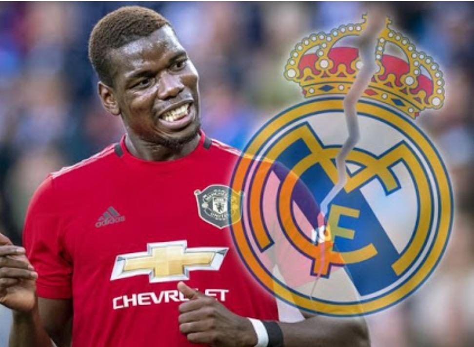 Meradang Gagal Boyong Pogba, Zidane Tetap Pastikan Madrid Bakal Lebih Baik