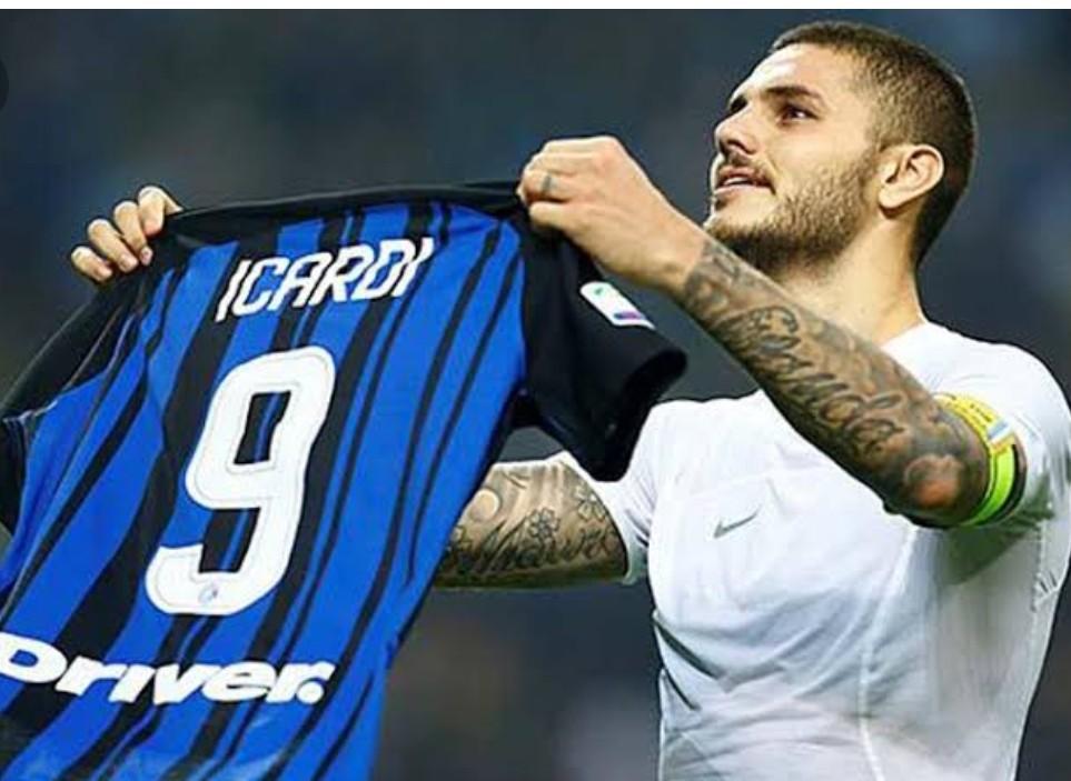 Berikan Nomor 9 ke Lukaku, Inter Serius Depak Icardi