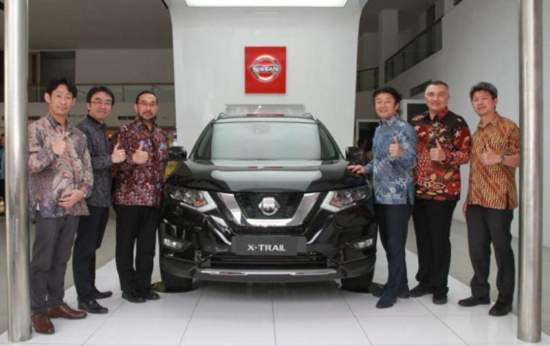 Nissan Transformasi Empat Outlet Usung Konsep Retail