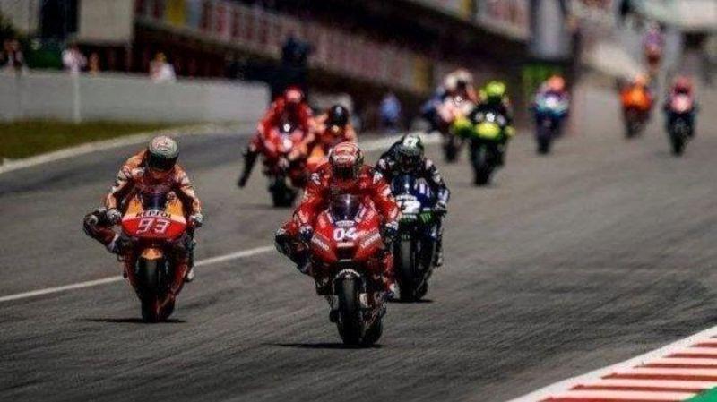 MotoGP Austria 2019: Dovi Juara, Ducati Buktikan Rajai Red Bull Ring
