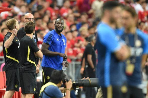 Debut Perdana Bersama Inter, Eks Striker MU Romelu Lukaku Langsung Cetak Quatrick