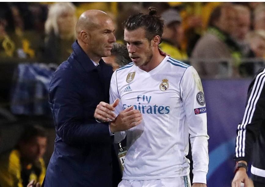 Melunak, Zidane Buka Peluang Mempertahankan Gareth Bale di Madrid
