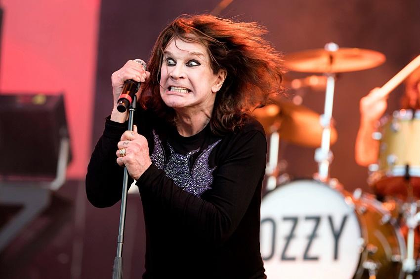 Rocker Legendaris Ozzy Osbourne Disebut Punya Gen Mutan