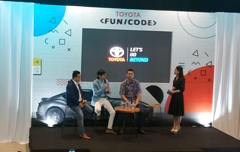 Toyota Gelar Ajang Kompetisi Pemrograman Digital di Tiga Kota Besar