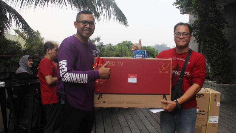 Ikuti GEDE HUAP 4 Dengan Menu ROTI JHON 74 CM di The 101 Hotel Bogor