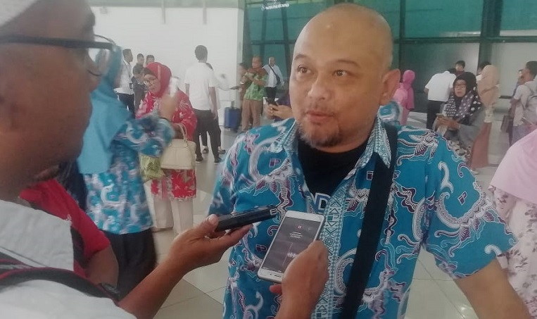 Soroti Cuaca Ekstrim, Jemaah Haji Patuna: Alhamdulilah Semua Dimanjakan Allah!