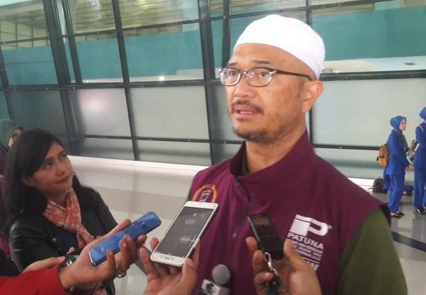 Sukses Gelar Program Haji Mujamalah Perdana, PATUNA Singgung Implementasi UU No 8 Tahun 2019