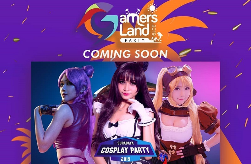 ESID Bakal Gelar Gamers Land Party 2019, Catat Tanggalnya!