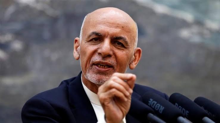 Presiden Afghanistan Bersumpah Akan Lenyapkan ISIS