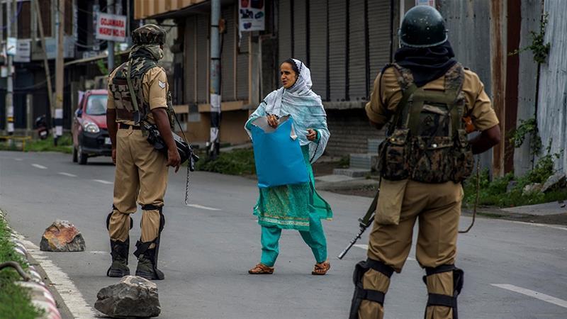 Dua Orang Tewas dalam Pertempuran Senjata Kashmir