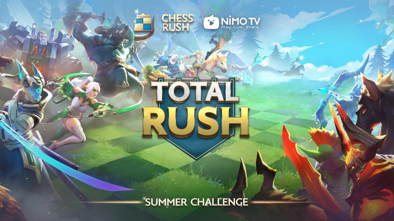 Total Rush, Turnamen Auto Battler Tencent Tawarkan Hadiah Rp50 Juta