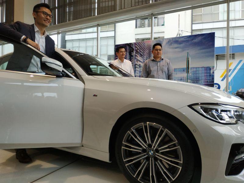 The All New BMW 3 Series yang Selalu Menjadi Primadona Para Konsumen BMW Tunas