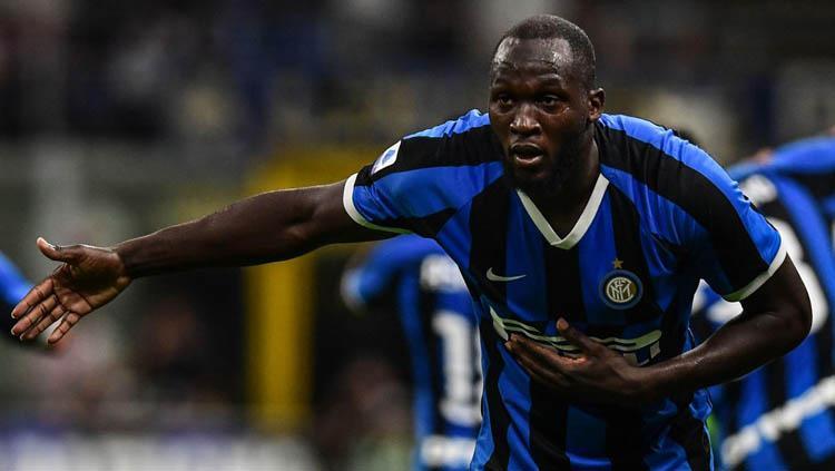 Inter Permalukan Lecce, Lukaku Catatkan Quattrick Pencetak Gol di Laga Debut