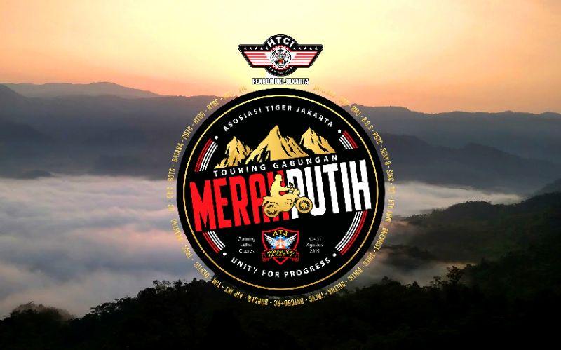 HTCI PENGDA Jakarta (ATJ) Gelar Touring Gabungan Merah Putih ke Gunung Luhur Citorek, Banten